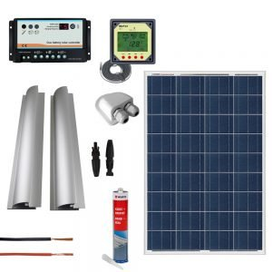 kit solar camper