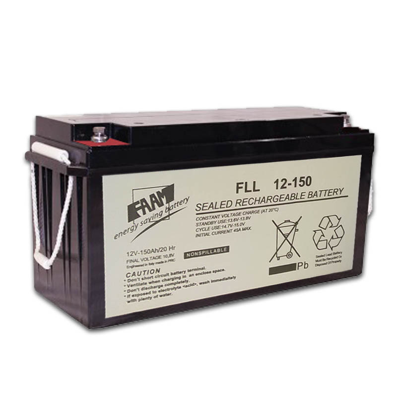 bateria de plomo