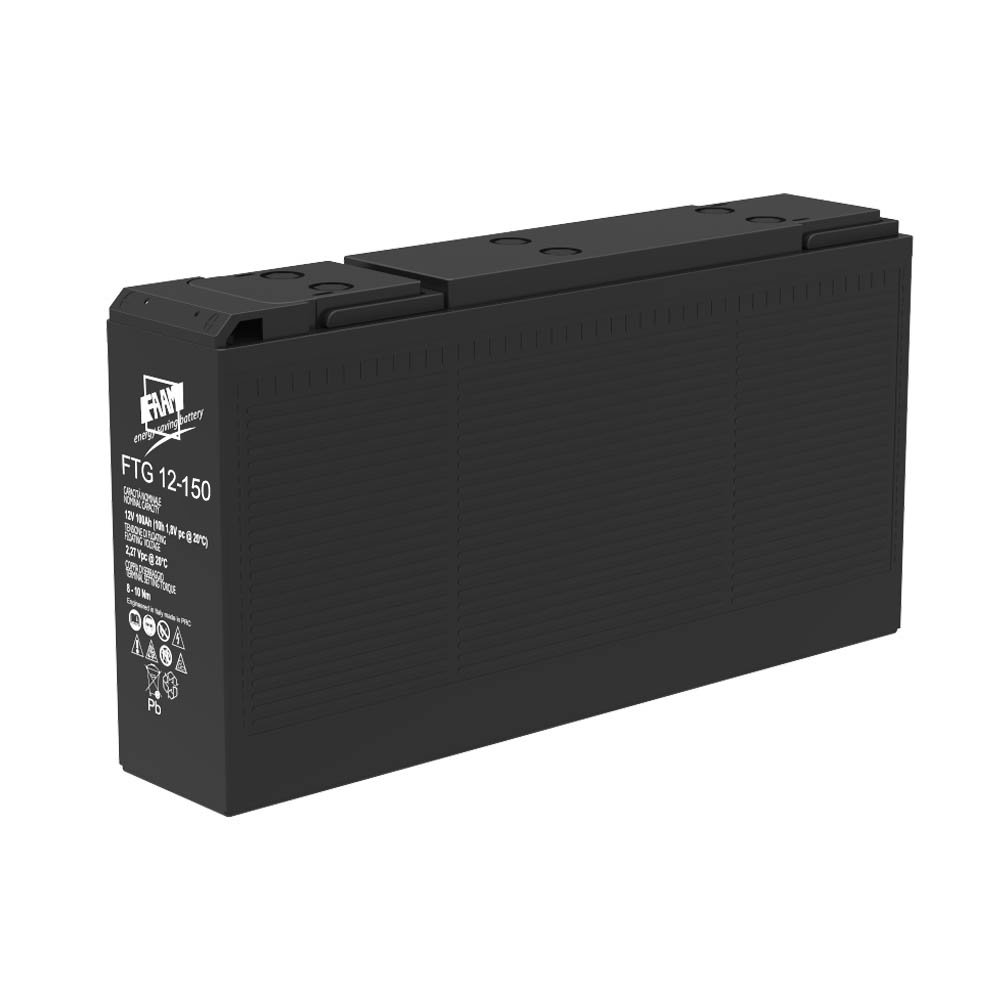 batería plomo gel