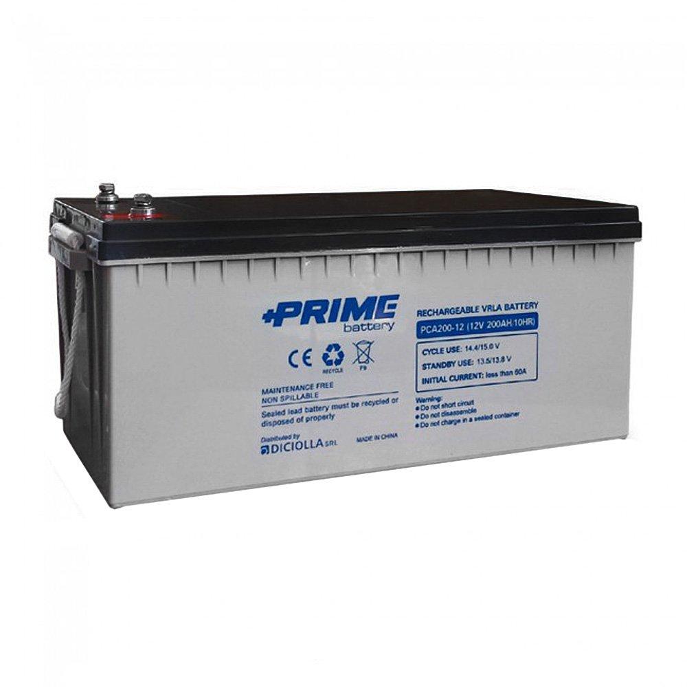baterías de plomo AGM