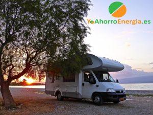 kit fotovoltaico camper