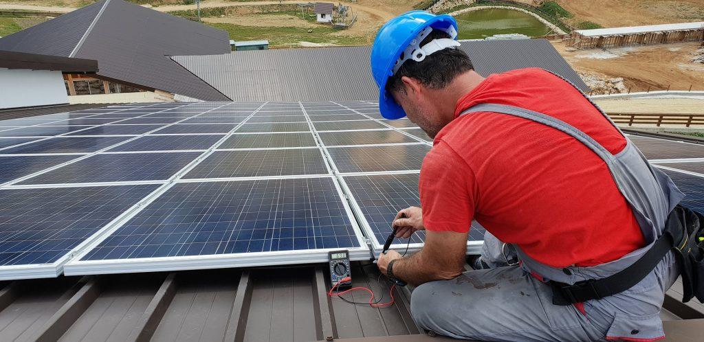 fotovoltaico instalación